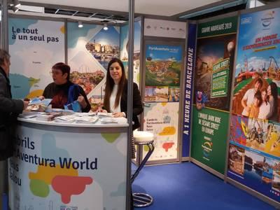 Salou, Cambrils, Reus i PortAventura es promocionen conjuntament al Saló Mundial de Turisme de París