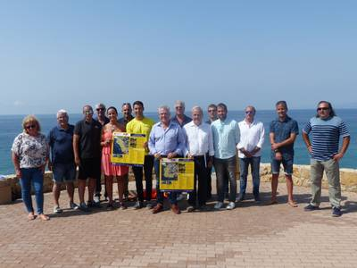 Salou presenta un nou producte turístic per potenciar la relació amb el mar a través d'itineraris marins senyalitzats