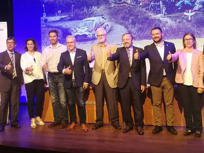 Salou tornarà a ser l'epicentre mundial del WCR amb la 55a edició del RallyRACC Catalunya-Costa Daurada
