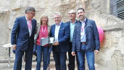 L'Ajuntament de Salou premiat al congrés Localtic 2019 en la categoria Smart Cities