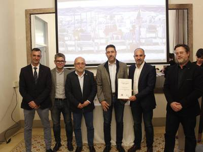 """L'Ajuntament de Salou rep el Reconeixement """"Smart Tourism, per un turisme intel·ligent"""" al Tarragona Smart Forum 2019"""