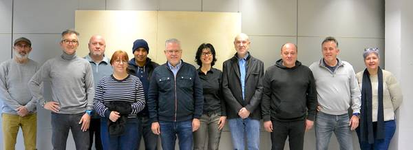 Salou engega el Programa Treball i Formació 2019 del SOC contractant 10 persones aturades de llarga durada
