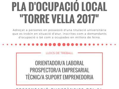 Salou engega un nou Pla d'Ocupació destinat a titulats universitaris