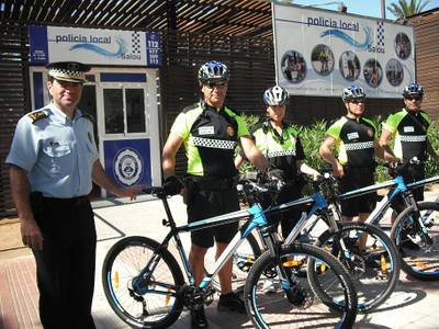 Salou obre la convocatòria de 14 places d'agents interins de la Policia Local