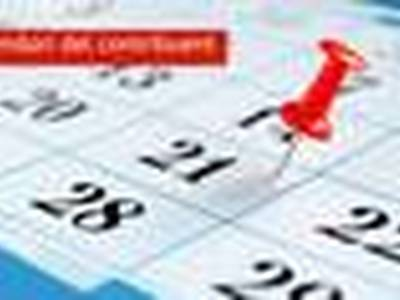 L'Ajuntament edita el nou calendari del contribuent per a l'exercici del 2018