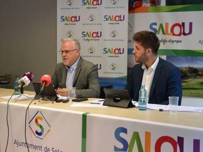 Salou aprovarà un pressupost de 49.350.000 euros per a l'exercici de 2020