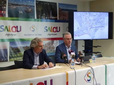El desmantellament de les vies permetrà a Salou executar un projecte estratègic per a la vertebració urbana i la mobilitat, amb implantació d'un tren-tram