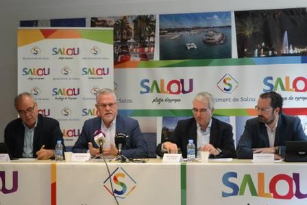 L'Ajuntament de Salou invertirà més de 27 milions d'euros en quatre anys per construir nous equipaments i millorar carrers, serveis i espais urbans