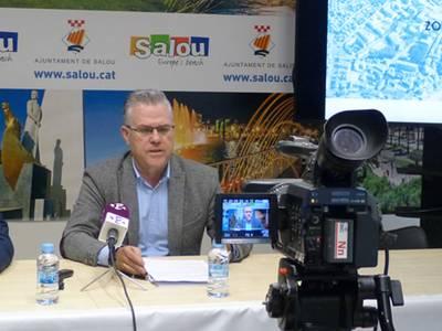 L'Avinguda Carles Buïgas de Salou es transformarà en peatonal aquest estiu en el marc d'una prova pilot