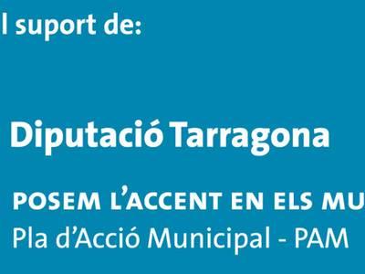 La Diputació de Tarragona ha concedit a l'Ajuntament de Salou una subvenció per import de 50.611,24 euros corresponent al programa de despeses corrents del PAM, anualitat 2016, quantitat equivalent al 100 % de l'import total sol·licitat.