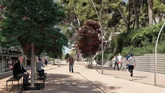 La Junta de Govern Local (JGL) aprova la contractació de la fase I de les obres de renovació integral al c. Carles Buïgas i dels trams dels carrers que hi conflueixen