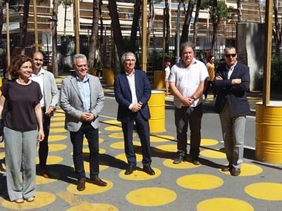 La remodel·lació de Carles Buïgas ja llueix com a zona de vianants