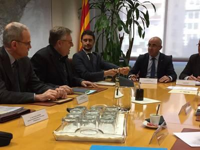 Les obres d'endegament del Barranc de Barenys podrien executar-se el primer semestre del 2018