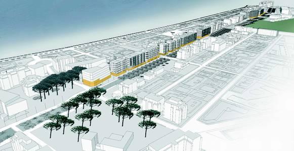 Primer pas pel desmantellament de les vies del nucli urbà de Salou
