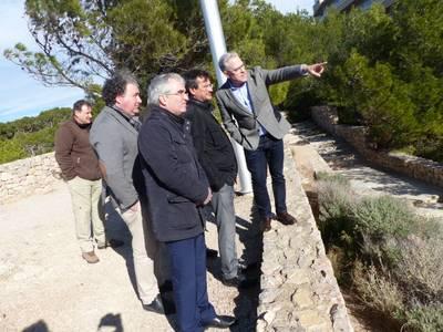 Salou obté el compromís d'execució de dos nous trams del Camí de Ronda