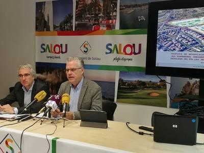 Salou presenta un pla estratègic per l'impuls de l'economia i el progrés: el Pla Parcial del sector 04
