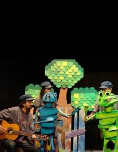 'La cigala i la formiga', teatre per als més petits al TAS