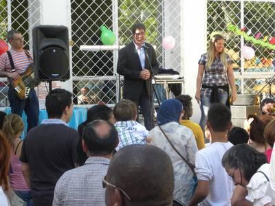 Acció Social celebra el XVè aniversari del Centre Obert, Infantil i de Lleure de Salou, 'El Dofí Màgic'