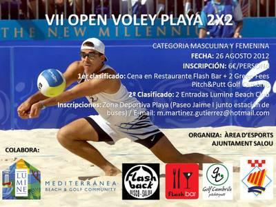 Arriba  la XXXVIII edició del Trofeu Salou Platja d'Europa i el VII Open Vòlei Platja
