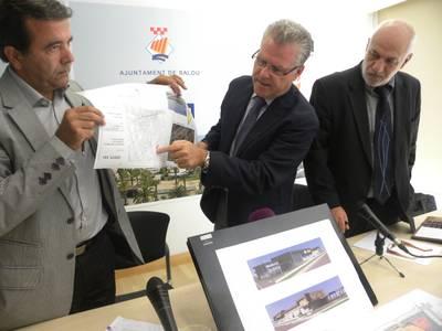 Bon Preu anuncia que espera obrir a finals del 2013 el nou hipermercat a Salou