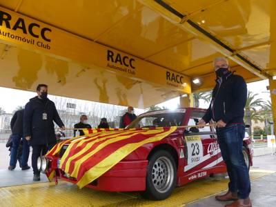 Comença el 5è Rally Catalunya Històric