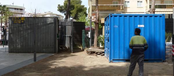 Comencen les obres de construcció d'un nou mòdul sanitari al Parc de la Ciutat