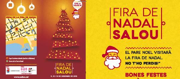 Comerç organitza la setena edició de la Fira de Nadal al nucli antic