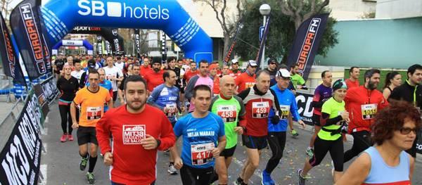 Compte enrere per a la  12a Mitja Marató de Salou!