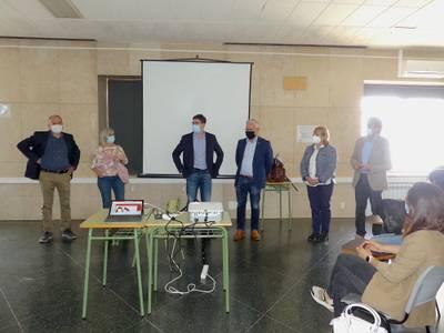 El Centre d'Alta Resolució (CAR) de Salou organitza les Jornades Estratègiques de Reflexió per a l'Acció: Projecte Centres en Transició