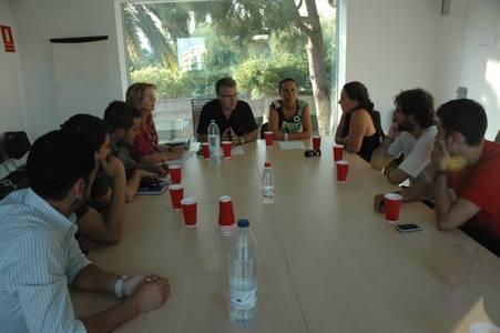 El Centre Jove Masia Tous acull el primer Consell de Joventut de Salou