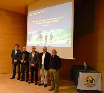 El Club Excursionista Salouenc inicia la celebració del 5è aniversari amb un cicle d'activitats i conferències