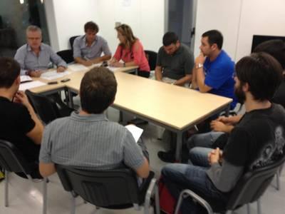 El Consell de Joventut aborda les oportunitats del Barcelona World per als joves