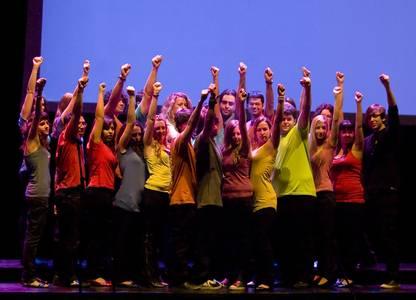 El Cor Jove Vila de Salou convoca un concurs de lletres de cançons per celebrar el seu Xè aniversari en el 2012
