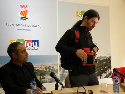 El corredor salouenc Marc Fernández correrà la Transahariana el proper 13 de març a Algèria