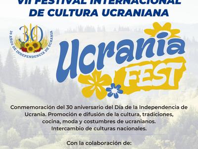 El festival de cultura tradicional 'Ucrania Fest' torna a Salou, el proper divendres, 17 de setembre