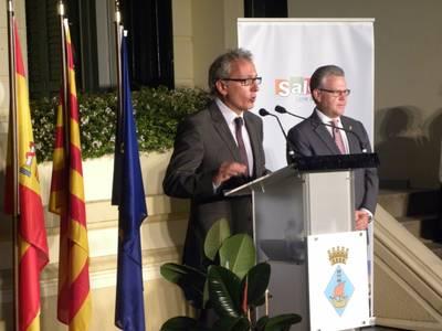 El Ministre de Turisme d'Andorra encén la traca de les Nits Daurades fent palesa les similituds entre el país dels Pirineus i la Capital de la Costa Daurada