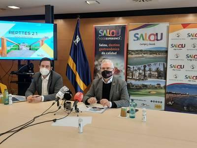 El Patronat de Salou presenta el seu Pla d'Accions 2021 posant en valor la creació de producte turístic i la recerca de nous segments de mercat per assolir la desestacionalització