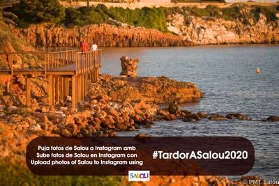 El Patronat Municipal de Turisme posa en marxa el nou concurs de fotografia '#TardorASalou2020' a les xarxes socials de VisitSalou