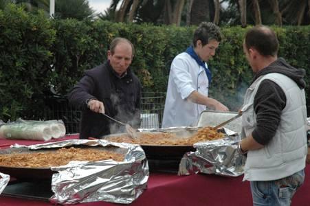 El pescador Francesc Orts s'endú la calamarera d'or del 35è Concurs de Pesca del Calamar