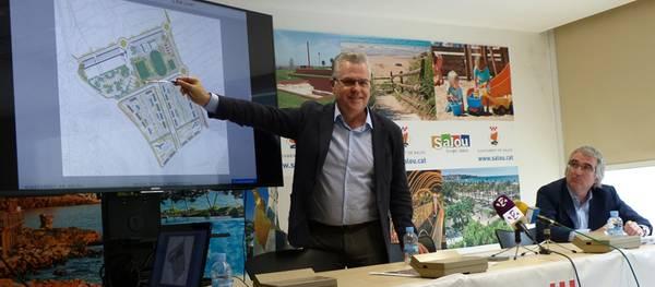 El Pla Parcial del sector 04 (a la zona d'Emprius Nord) passa a ser el nou eix de desenvolupament de Salou