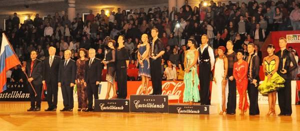 El XVI SPANISH OPEN SALOU tanca la seva edició amb més participació i assistència que mai