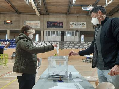 ELECCIONS AL PARLAMENT DE CATALUNYA 14/02/2021 - RESULTATS A SALOU