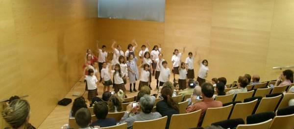 Els alumnes participants a l'Aula Oberta d'Expressió Oral demostraran els coneixements adquirits al TAS