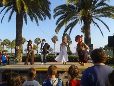 Els espectacles infantils de Woody i Betty Boop arriben a Salou