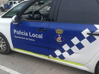 Els Mossos d'Esquadra i la Policia Local de Salou detenen el propietari d'una botiga per tràfic de drogues