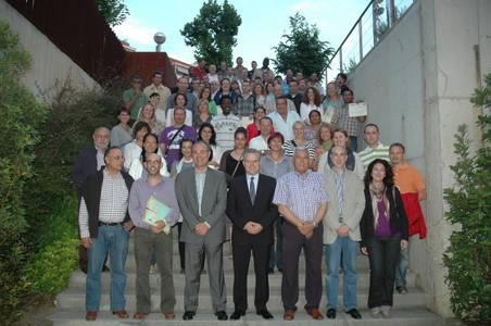 Es lliuren els diplomes a 129 persones participants a tres Plans d'Ocupació de Salou