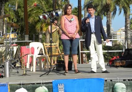 Gran èxit de públic a la Festa del Folklore Andalús 2011 de Salou.