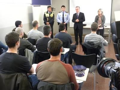 Inaugurada la desena edició del Curs de formació de Policia Local d'estiu a Salou