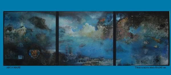 Joaquín Bayona inaugura aquest vespre una mostra a la Torre Vella de Salou