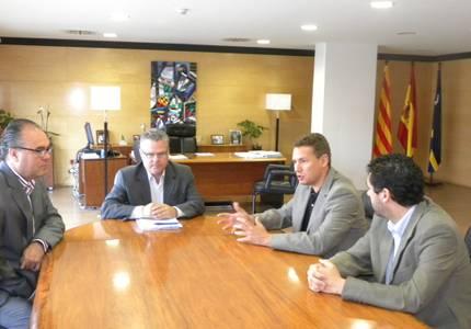 L'Administració Oberta de Catalunya visita l'Ajuntament de Salou com a model de modernització administrativa
